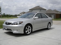 Picture of 2005 Toyota Camry, exterior