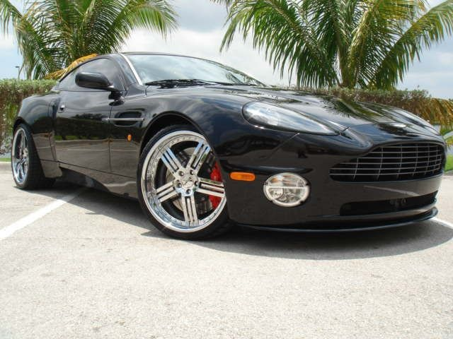 Picture of 2003 Aston Martin V12 Vanquish, exterior, gallery_worthy