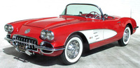 1959 Chevrolet Corvette Overview