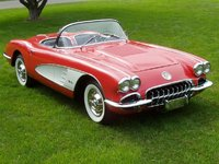 Picture of 1958 Chevrolet Corvette, exterior, gallery_worthy
