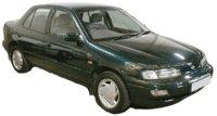 1994 Kia Sephia Overview