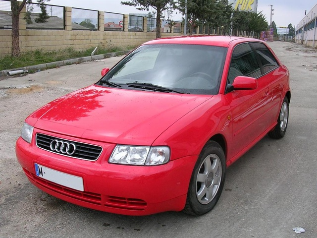 Picture of 1998 Audi A3, exterior, gallery_worthy