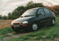 1998 Mazda 121 Overview