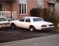 Picture of 1990 Chevrolet Caprice Classic, exterior