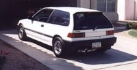Picture of 1988 Honda Civic DX Hatchback, exterior