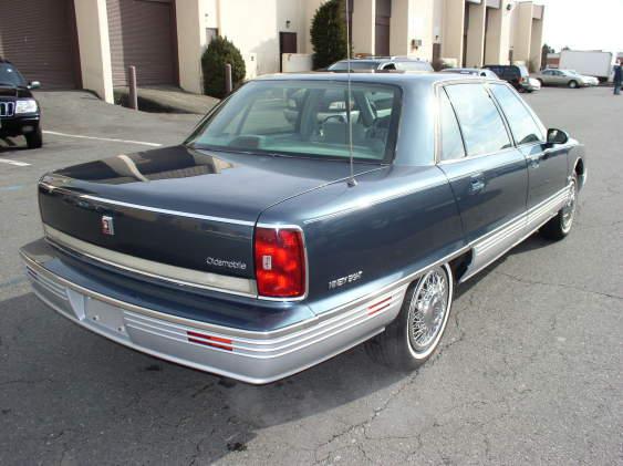1993 oldsmobile ninety eight overview cargurus