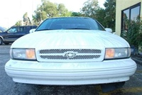 1994 Chevrolet Caprice LS, Picture of 1994 Chevrolet Caprice 4 Dr LS Sedan, exterior