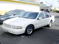 Picture of 1994 Chevrolet Caprice LS, exterior