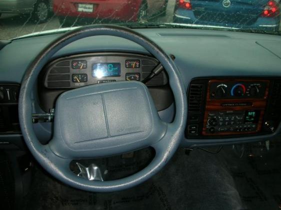 Used 2014 Chevy Impala >> 1994 Chevrolet Caprice - Interior Pictures - CarGurus