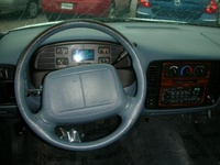 1994 Chevrolet Caprice LS, Picture of 1994 Chevrolet Caprice 4 Dr LS Sedan, interior