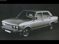 1985 FIAT 132 Overview