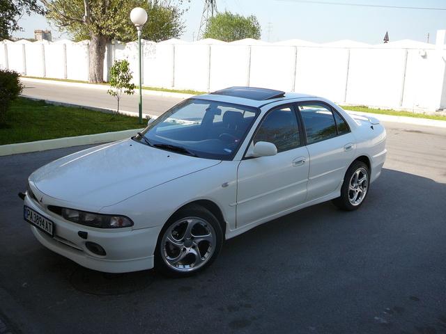 1995 Mitsubishi Galant - Pictures - CarGurus
