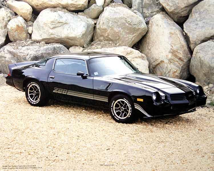 Picture of 1980 Chevrolet Camaro, exterior