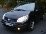 2007 Renault Scenic Overview
