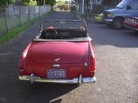 Picture of 1966 Austin-Healey Sprite