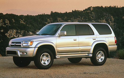 Images 1999 Toyota 4Runner. Powered by Google