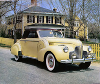 1940 Buick Roadmaster Overview