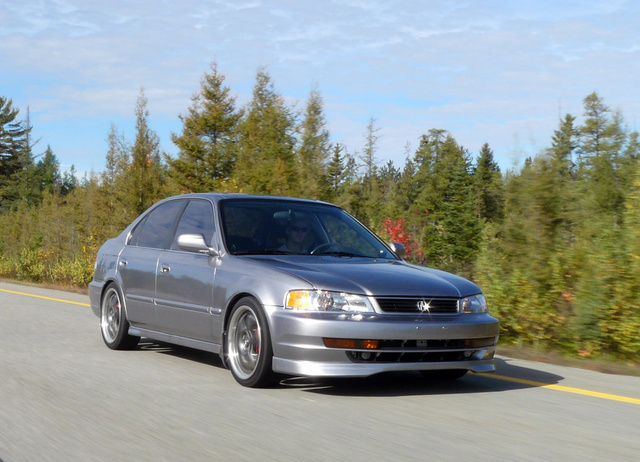 Picture of 1998 Acura EL, exterior