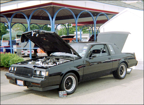 1987 Buick Grand National Pic 1432