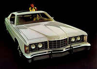 Picture of 1973 Ford LTD, exterior