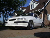 1995 Toyota Tercel 2 Dr DX Coupe picture