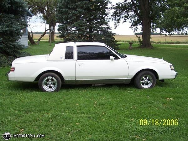 1983 Buick Regal Pictures Cargurus