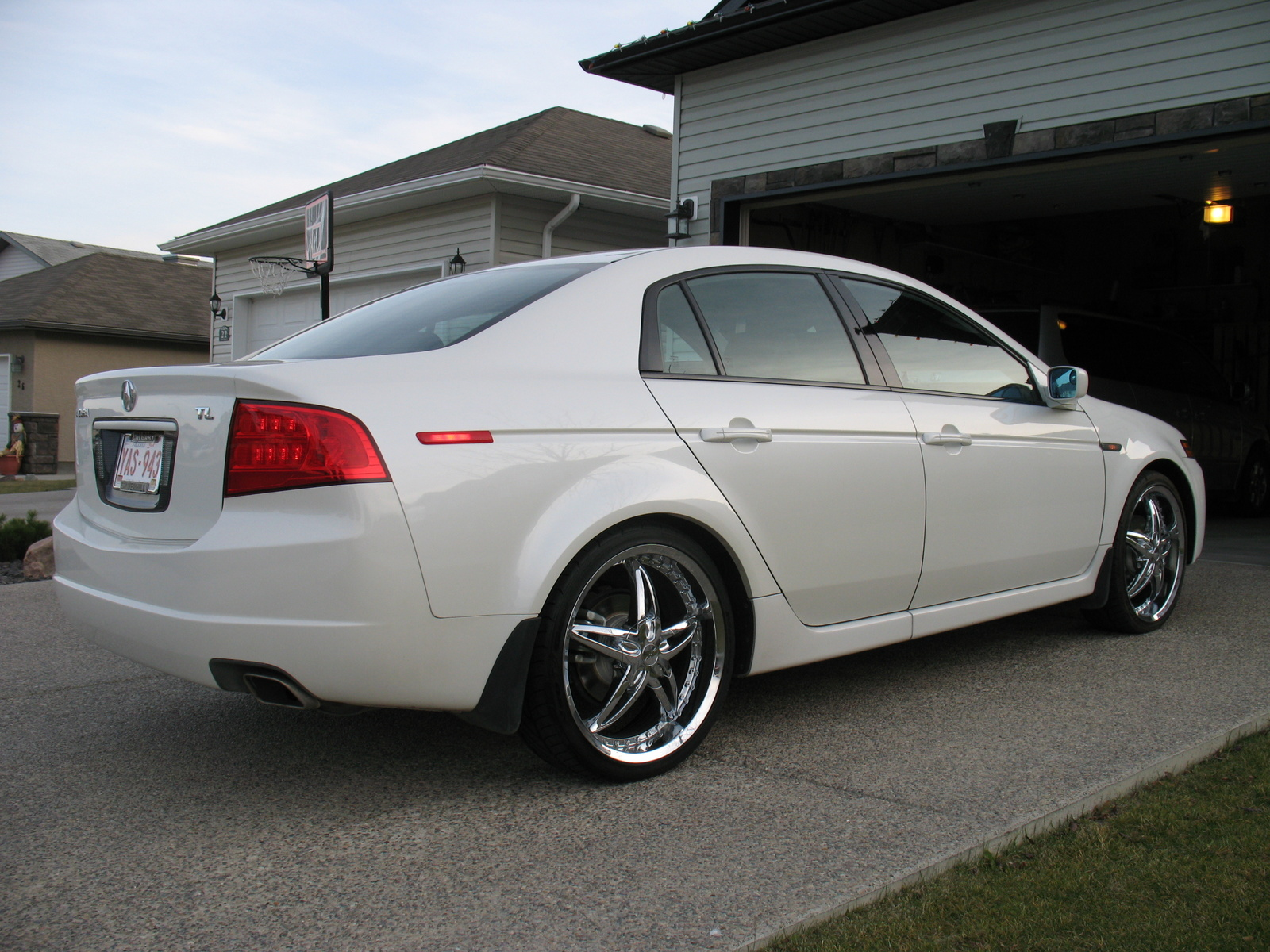 2006 Acura Tl Related Infomation Specifications Weili Automotive