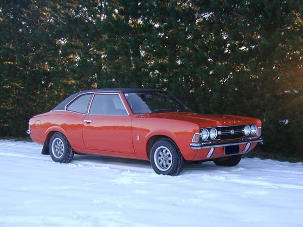 Picture of 1974 Ford Cortina, exterior, gallery_worthy