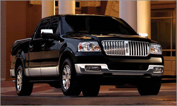 Foto de un 2006 Lincoln Mark LT 4WD