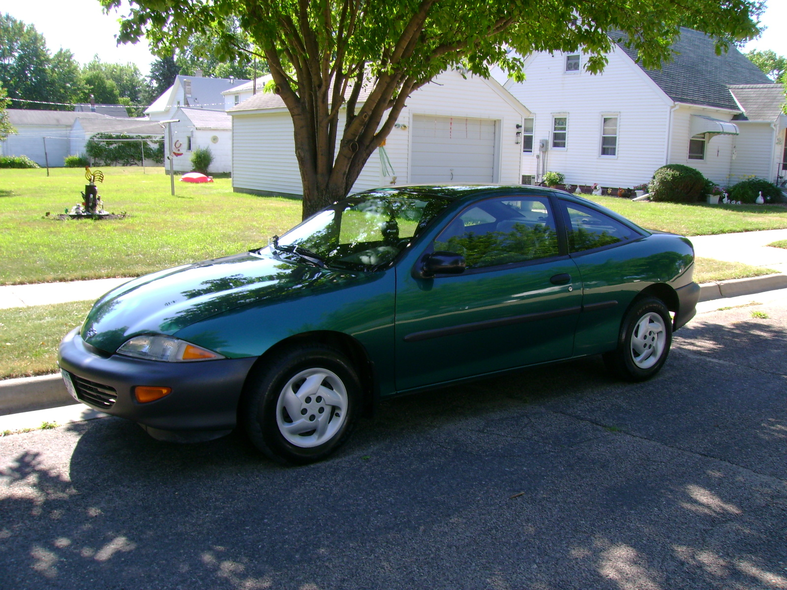 1997 Chevrolet Cavalier related infomation,specifications - WeiLi ...