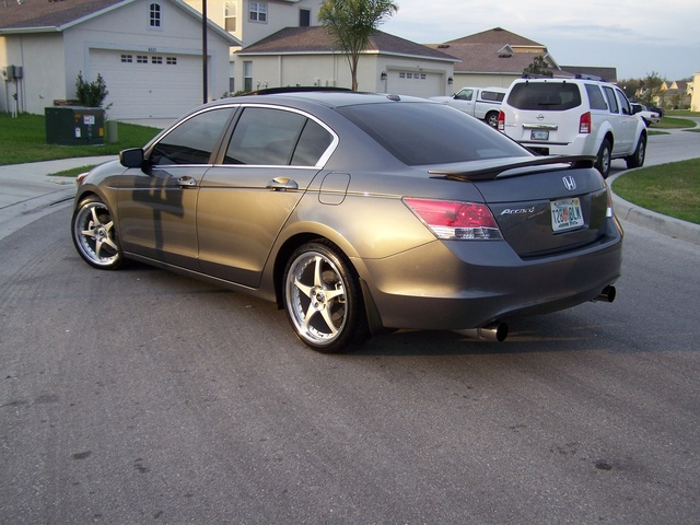 Picture of 2008 Honda Accord EX-L, exterior, gallery_worthy