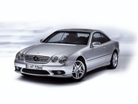 2003 Mercedes-Benz CL-Class 2 Dr CL55 AMG, Picture of 2003 Mercedes-Benz CL55 AMG, exterior