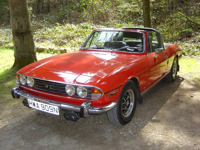 Picture of 1975 Triumph Stag, gallery_worthy