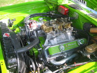 Picture of 1970 Dodge Challenger, engine