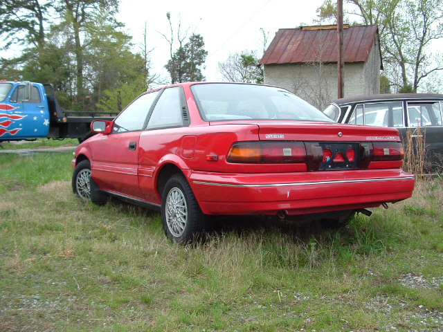 1988 Toyota Corolla Pictures Cargurus