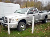 Picture of 2008 Dodge Ram 3500 Laramie Quad Cab LWB 4WD, exterior, gallery_worthy