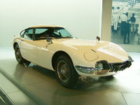 1973 Toyota 2000GT Overview