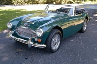 1967 Austin-Healey 3000 Overview