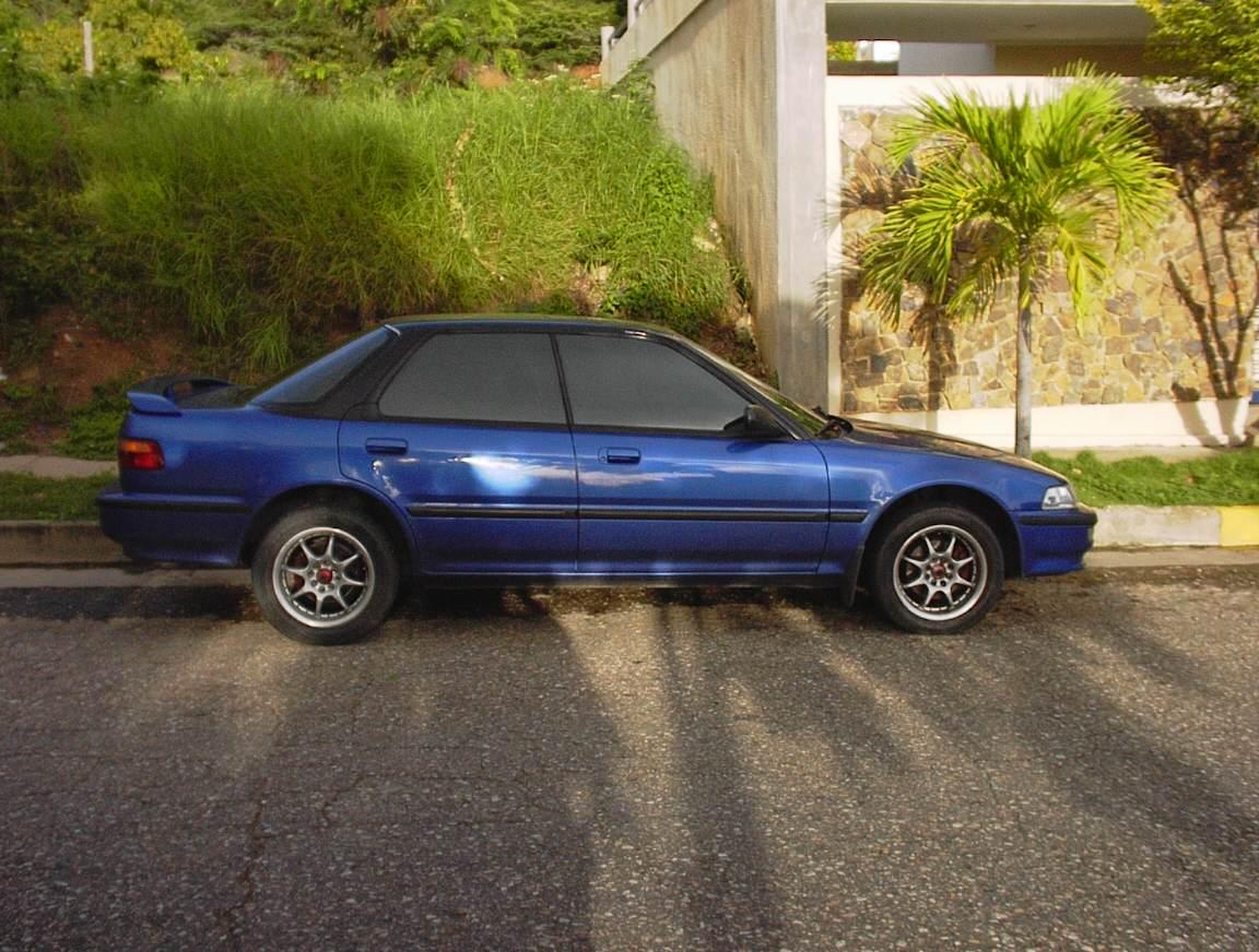 1993 Acura Integra - Pictures - 1993 Acura Integra 4 Dr LS Sed ...