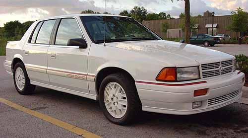1991 Dodge Spirit Pictures Cargurus