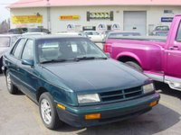 Picture of 1992 Dodge Shadow 4 Dr Highline Hatchback, exterior