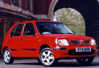 Picture of 1996 Nissan Micra, exterior, gallery_worthy