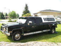 1989 Chevrolet C/K 3500, 1989 Chev 3500 Crew Cab Dually, exterior, gallery_worthy