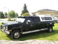 1989 Chevrolet C/K 3500, 1989 Chev 3500 Crew Cab Dually, exterior