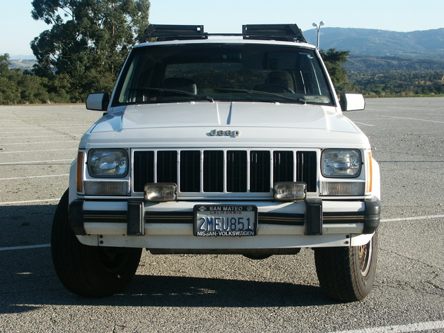 1989 jeep cherekee factory service manual
