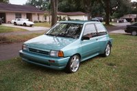 Picture of 1990 Ford Festiva