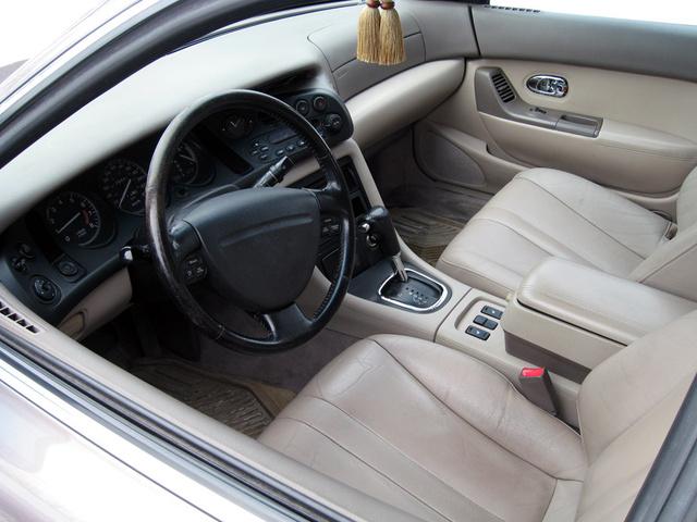 1993 Mazda 929 - Interior Pictures - CarGurus