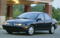 1998 Saturn S-Series 4 Dr SL1 Sedan picture, exterior