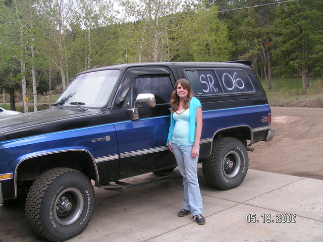 Picture of 1985 GMC Jimmy, exterior