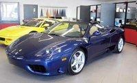 Picture of 2004 Ferrari 360 2 Dr Spider Convertible, exterior